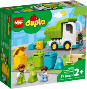 LEGO 10945 GARBAGE TRUCK & RECYCLING