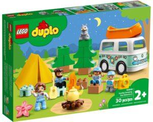 LEGO 10946 FAMILY CAMPING VAN ADVENTURE