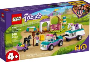 LEGO 41441 HORSE TRAINING AND TRAILER