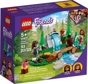 LEGO 41677 FOREST WATERFALL