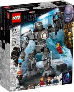 LEGO 76190 IRON MONGER MAYHEM