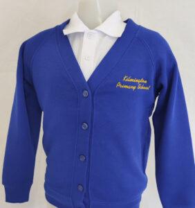 Kilmington Primary School Sweatshirt Cardigan