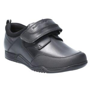 Hush Puppies Noah Boys School Shoe