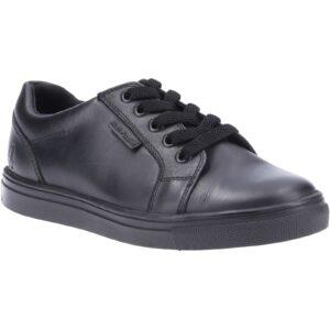 Hush Puppies Sam Boys School Shoe