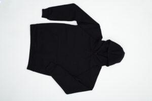 Plain hooded Woodbank Hoody