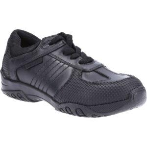 Hush Puppies Jezza Boys Lace school shoe