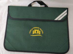 Castle Primary School Book Bag