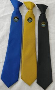 Axe Valley Academy Tie - Clip on
